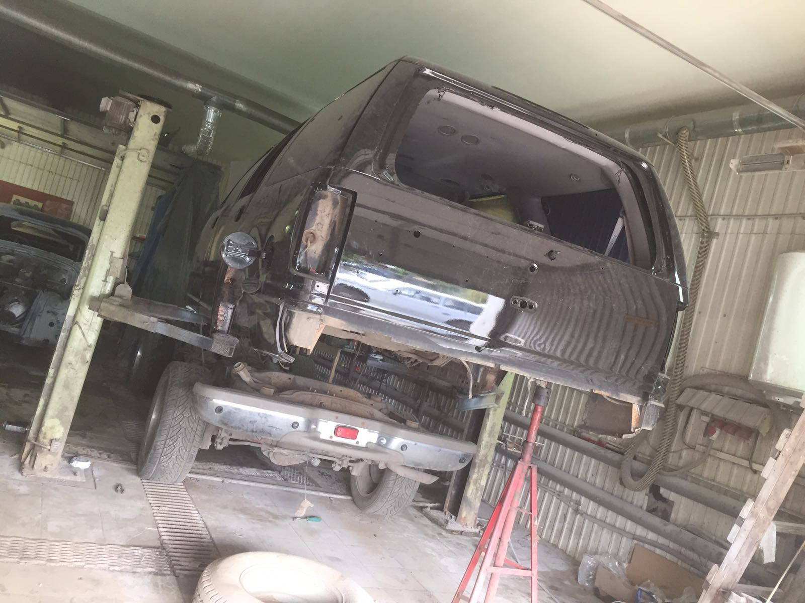 Все возможные способы ремонта автомобильного кузова!